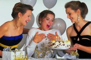Gifts celebration